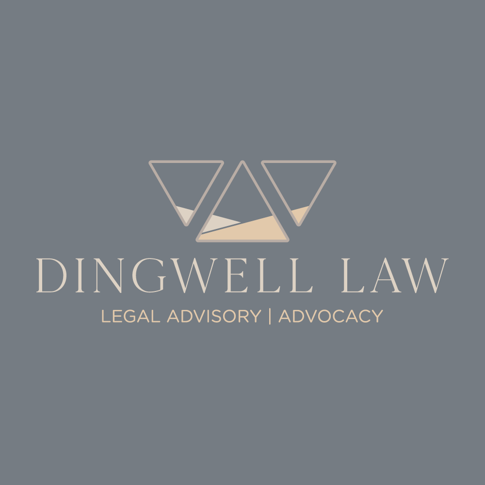 Dingwell Law Logo