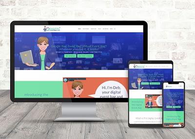 Digital Swag Bag Website