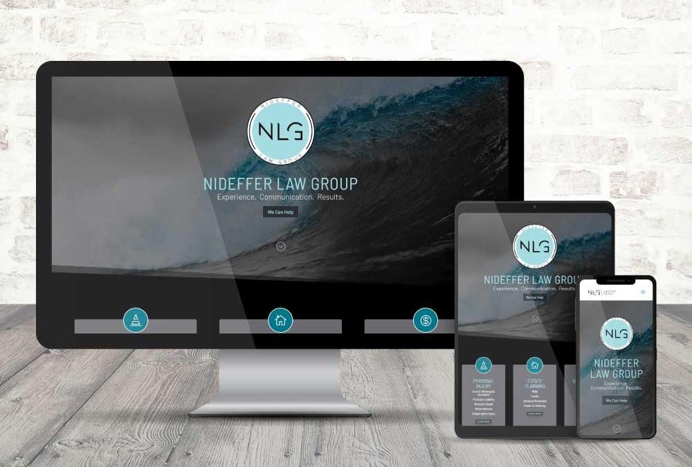 Law Group Branding & Website