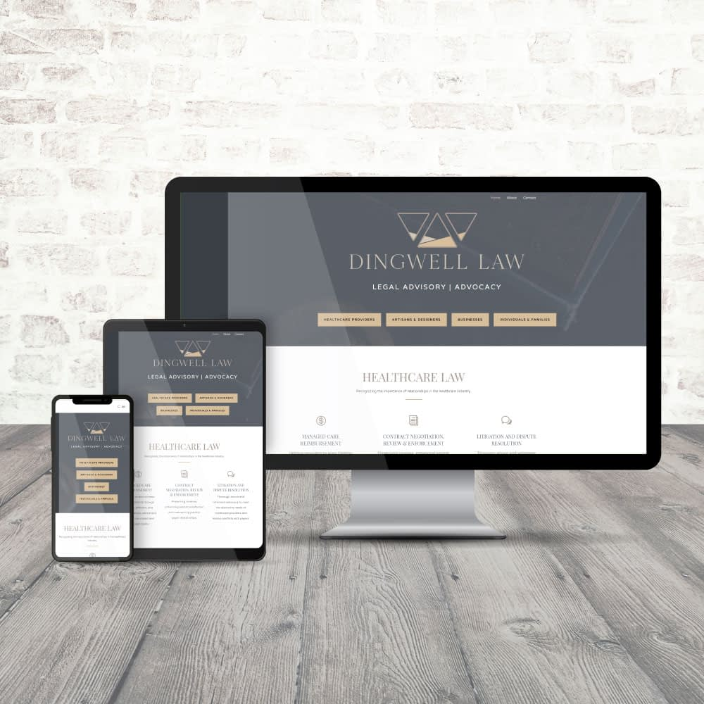 Dingwell Law Website
