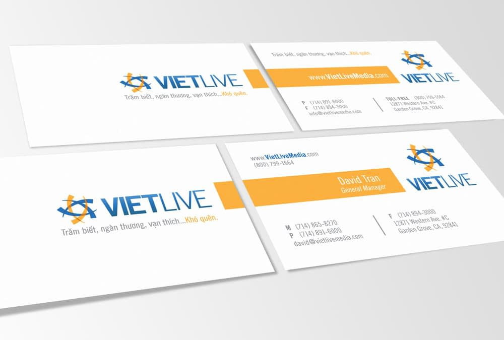 Viet Live Branding
