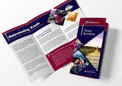 Trust Services Marketing Materials