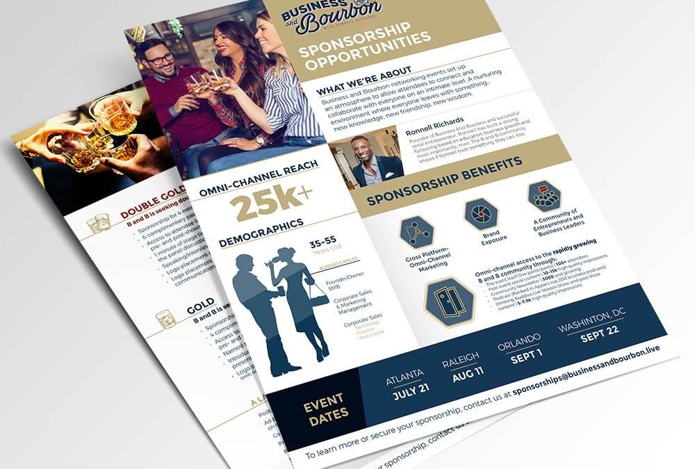 Sponsorship Sales Sheet