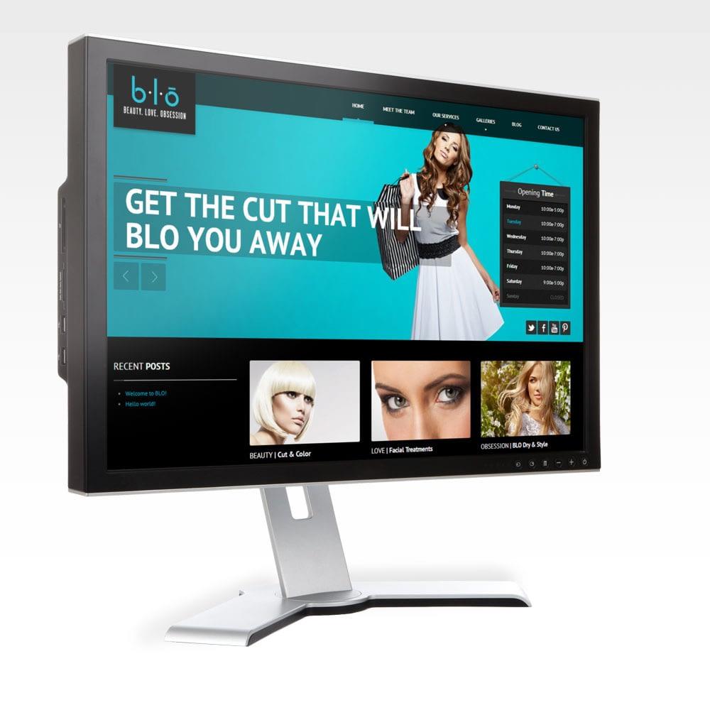 BLO-Website