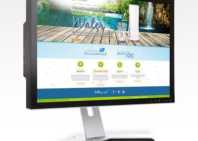 Water Filter Website